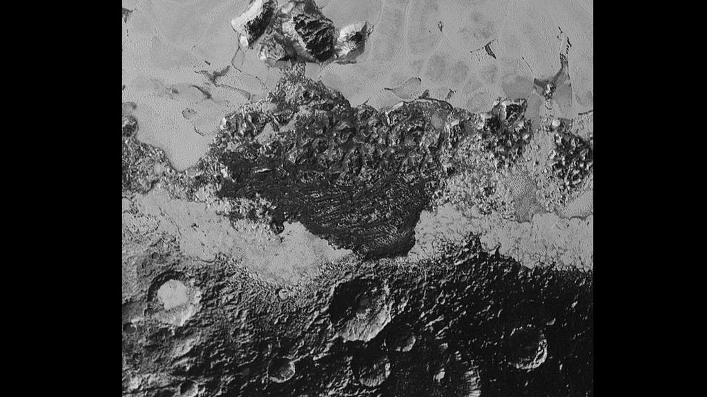La NASA revela la imágenes en HD de Plutón