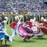 Danza folclórica de El Salvador