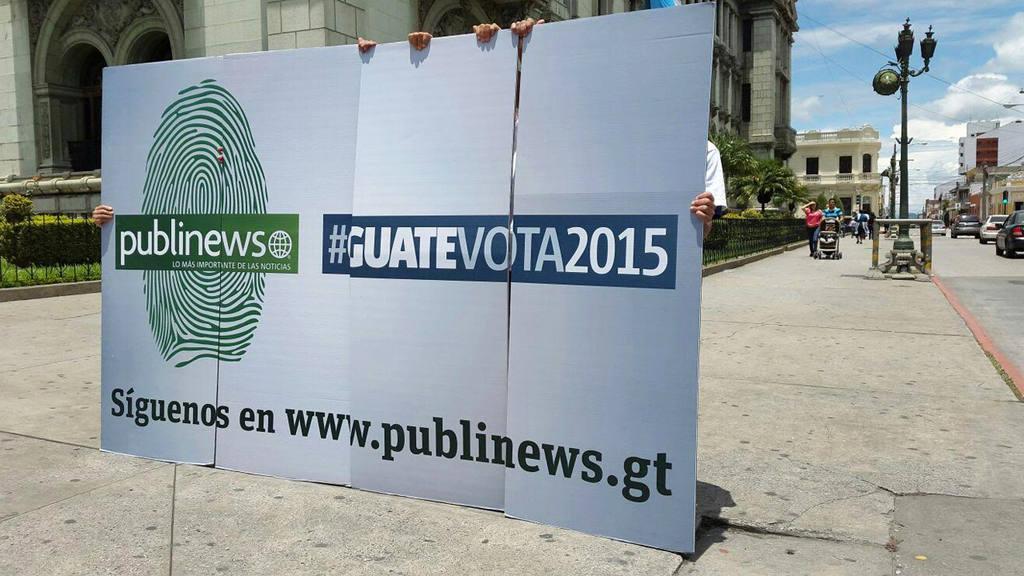 Elecciones en Guatemala