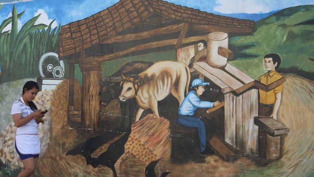 Estampas salvadoreñas