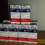 País recibe de Brasil donativo de medicamentos para atención VIH