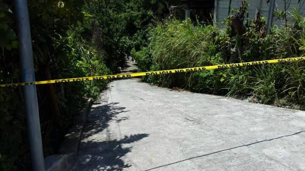 Matan a padre e hijo mientras trabajaban en la milpa en Cuscatlán