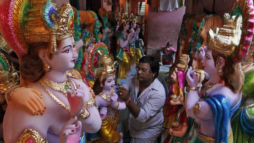 Artesanías de la India