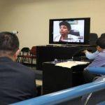 Tribunal hará videoconferencia en proceso penal por lavado de diinero