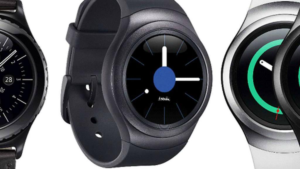 """Samsung muestra su nuevo """"smartwach"""" de diseño circular Gear 2"""
