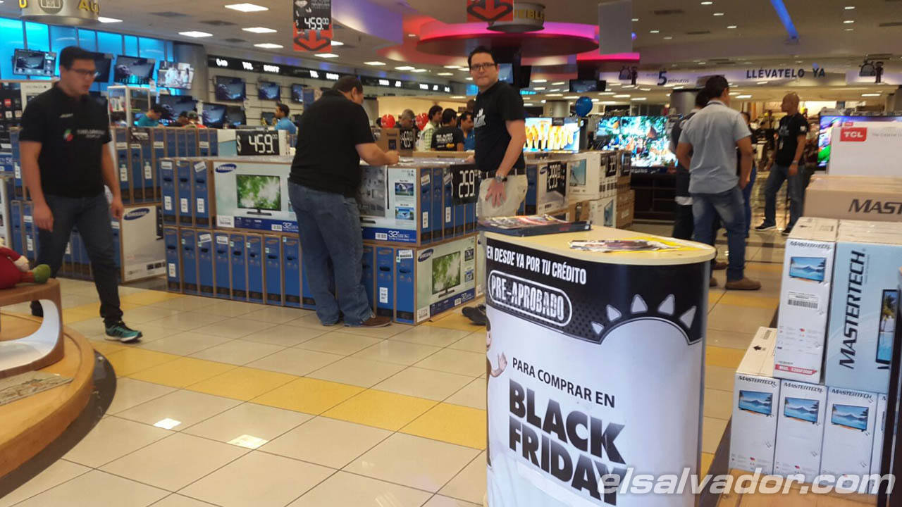 Black Friday El Salvador