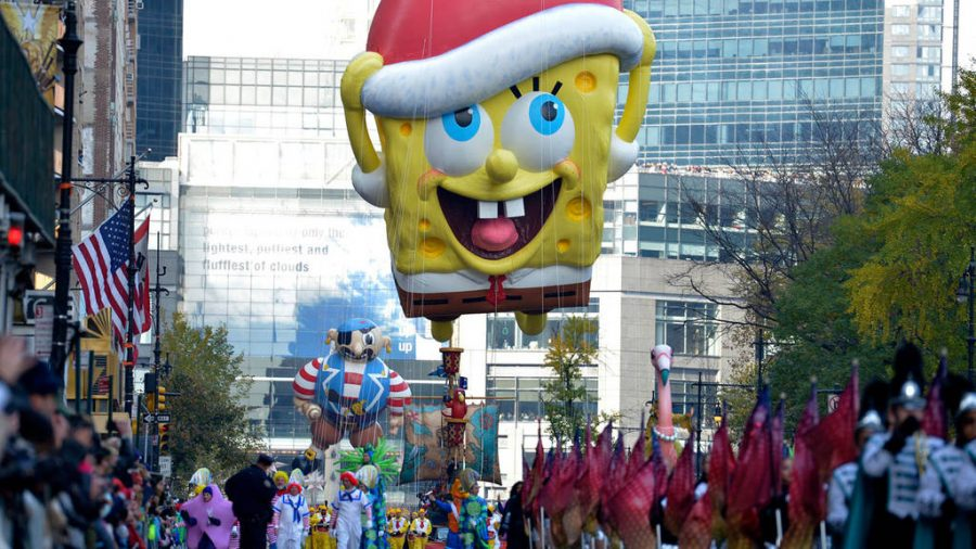 Desfile de Acción de Gracias