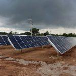 Empresas salvadoreñas inauguran parque fotovoltaico