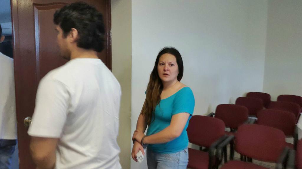 Clarissa Navarrete Alas condenada por mandar a matar a amante de su esposo