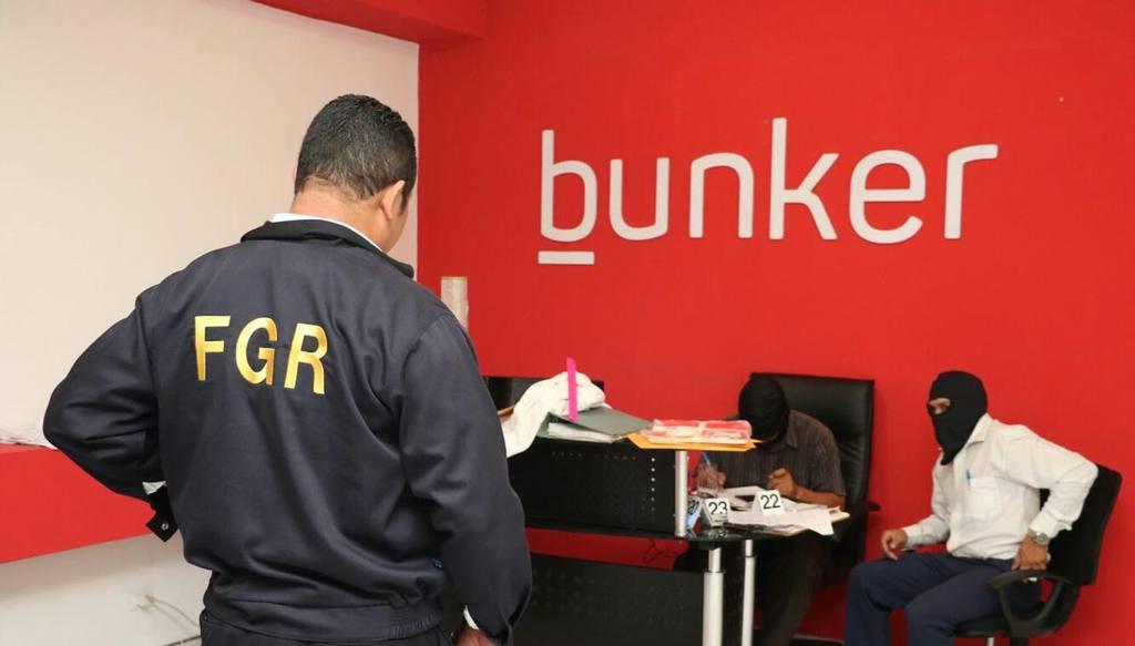 Allanamiento a Bunker