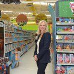 Ana de Borja, ejecutiva de la tienda de juguetes JuguetÛn,