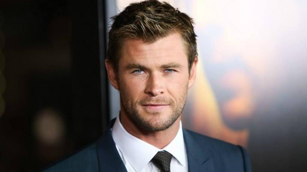 Mira la increíble transformación de Chris Hemsworth