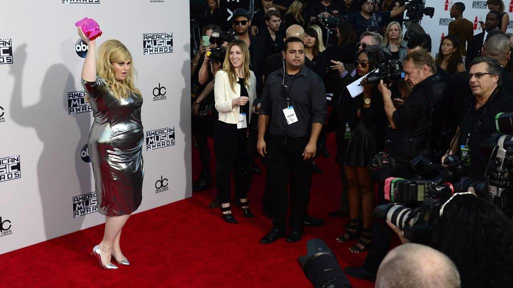 Arrivals - 2015 American Music Awards