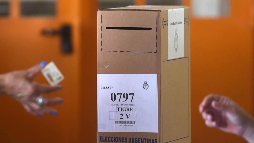 SEGUNDA RONDA DE LAS ELECCIONES PRESIDENCIALES EN ARGENTINA