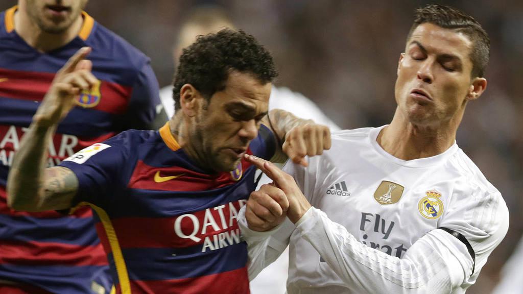 Real Madrid vs Barcelona