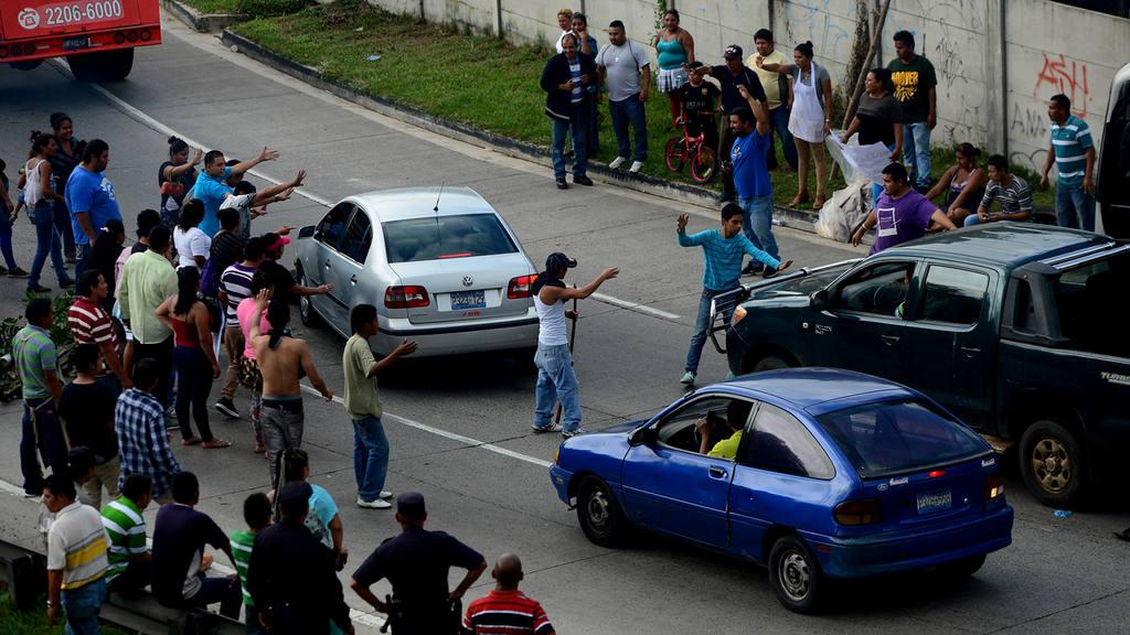 Protesta vendedores