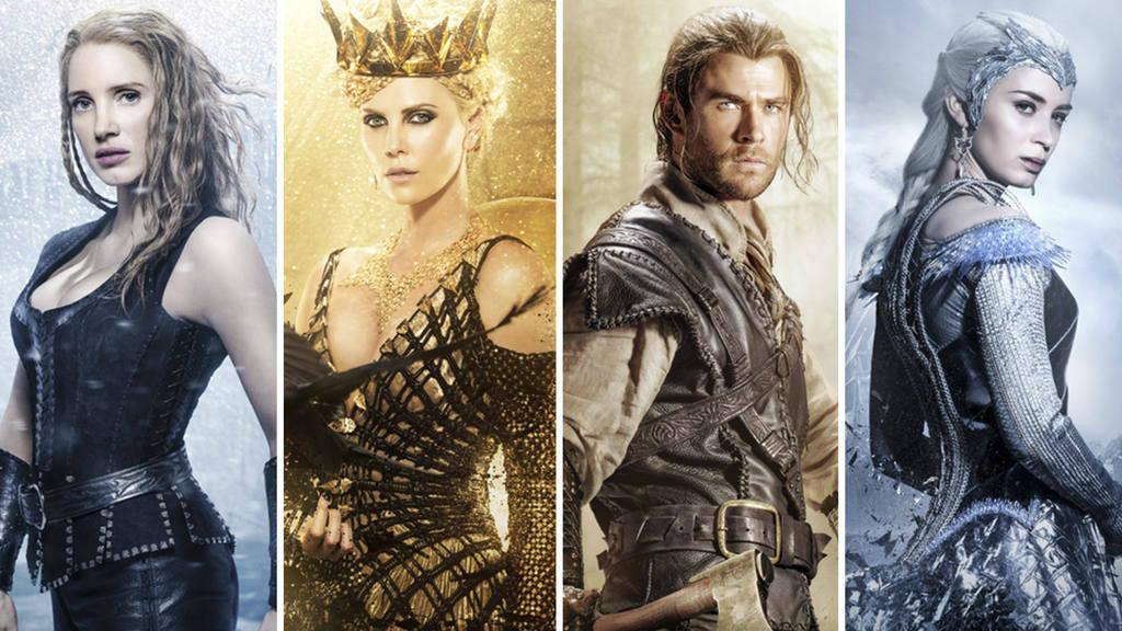 """Primer avance de """"El cazador y la reina del hielo"""""""