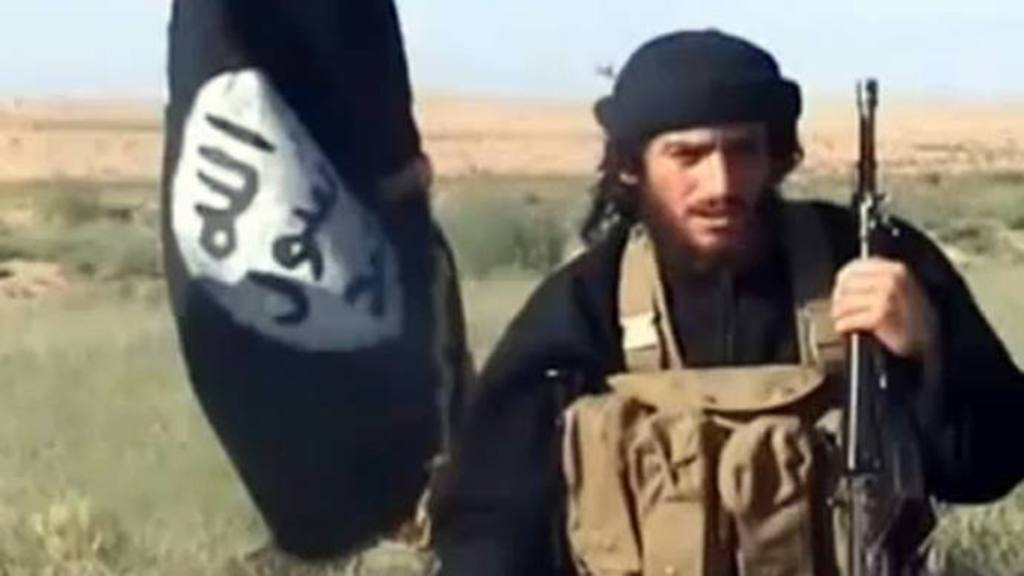líder clave del Estado Islámico (EI) Abu Muhammad al-Shimali