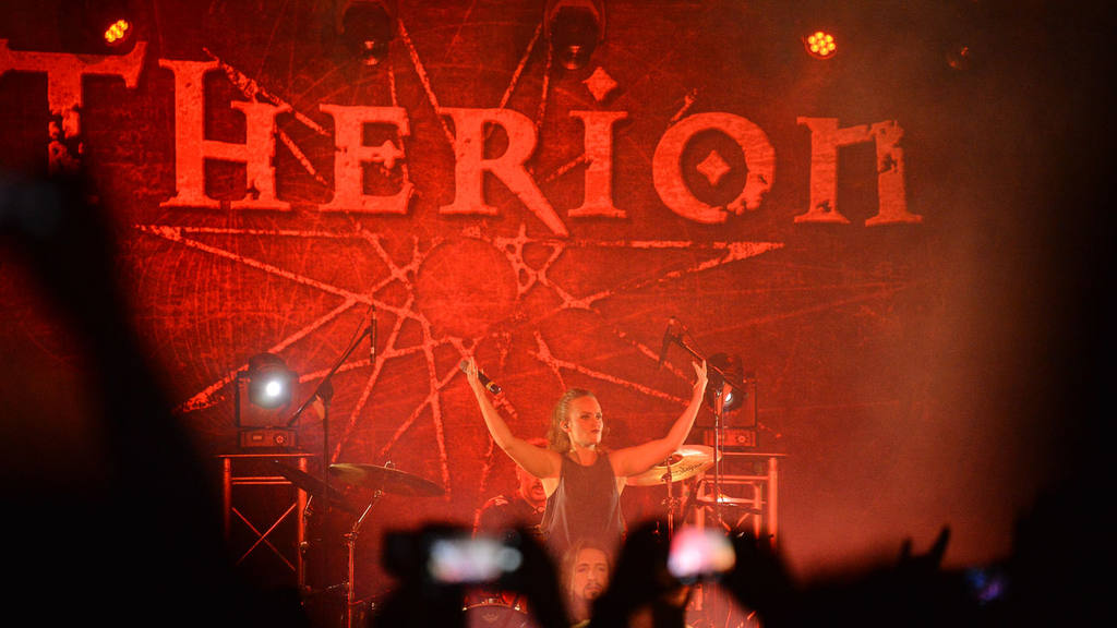 Therion Rock Sinfónico Christofer Jhonsson.