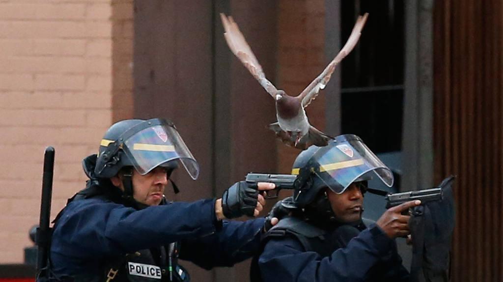 Operativo en Saint-Denis