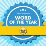 La palabra del año es ¡un emoji!
