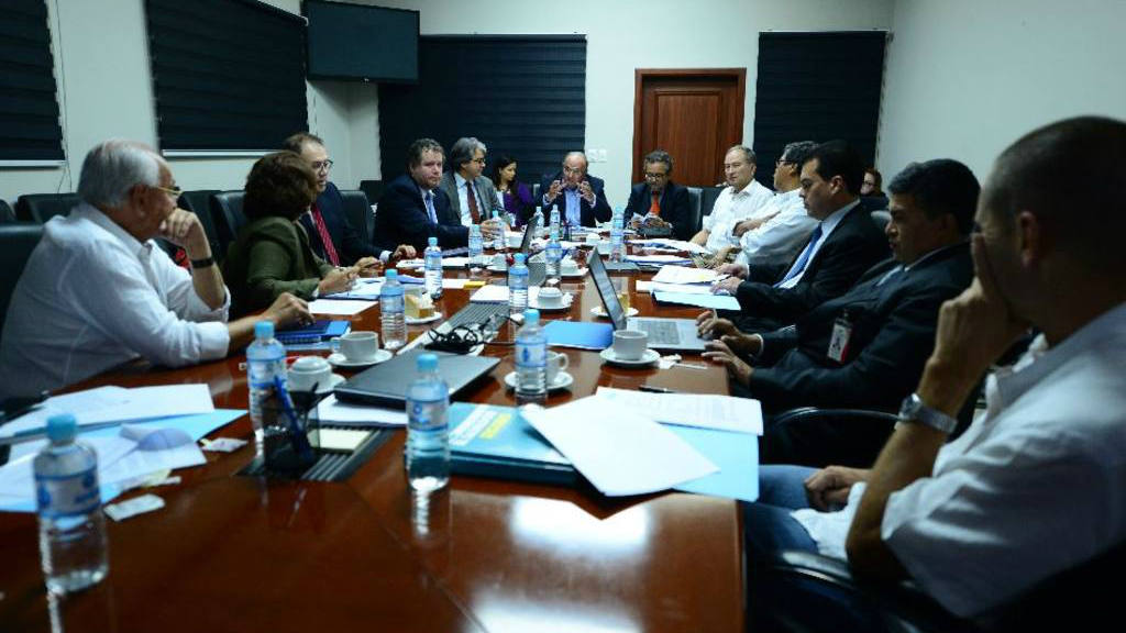 Comisión Interpartidaria