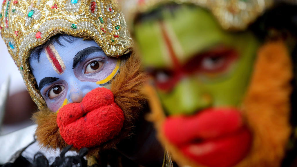 Children's Day celebration in Bangalore