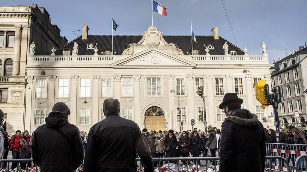 Paris attacks aftermath - reactions