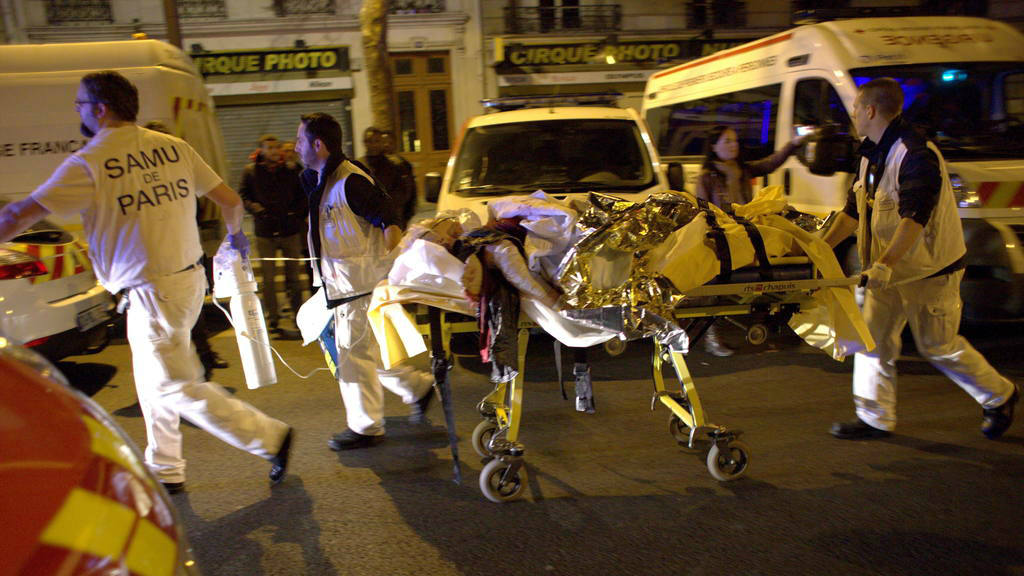 El grupo Estado Islámico reivindica los ataques en París