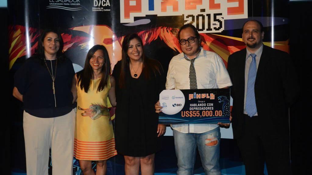 José Santos gana premio gana premio Pixers 2015