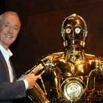 "Anthony Daniels regresa como C-3P0 en ""Star Wars"""