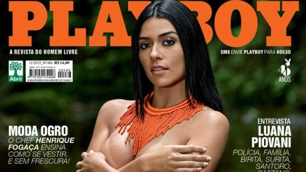 Playboy Brasil mantendrá los desnudos femeninos