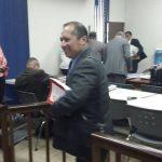 Audiencia contra ex jueces blindados de San Miguel