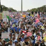 Migrantes en Estados Unidos