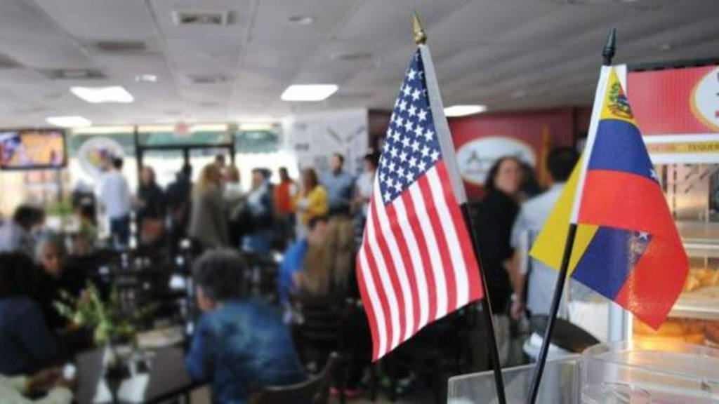 Aumentan pedidos venezolanos de asilo en EE.UU.