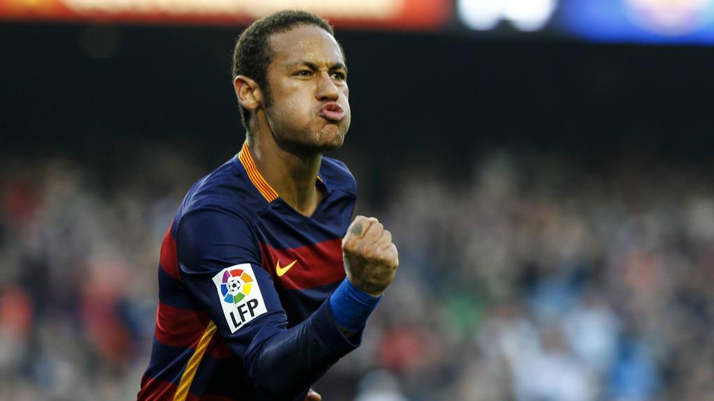 Barcelona gana con golazo de Neymar