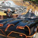 """George Barris, el creador del """"Batimóvil"""""""