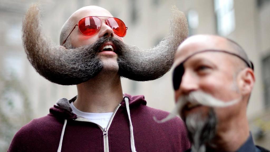 Campeonato de barbas y bigotes