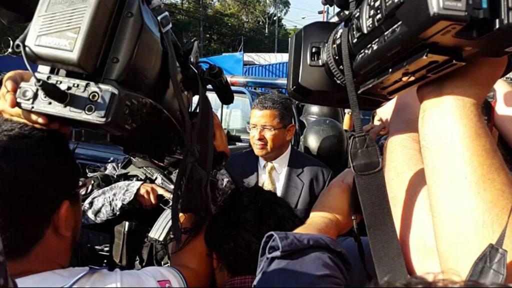 Expresidente Francisco Flores