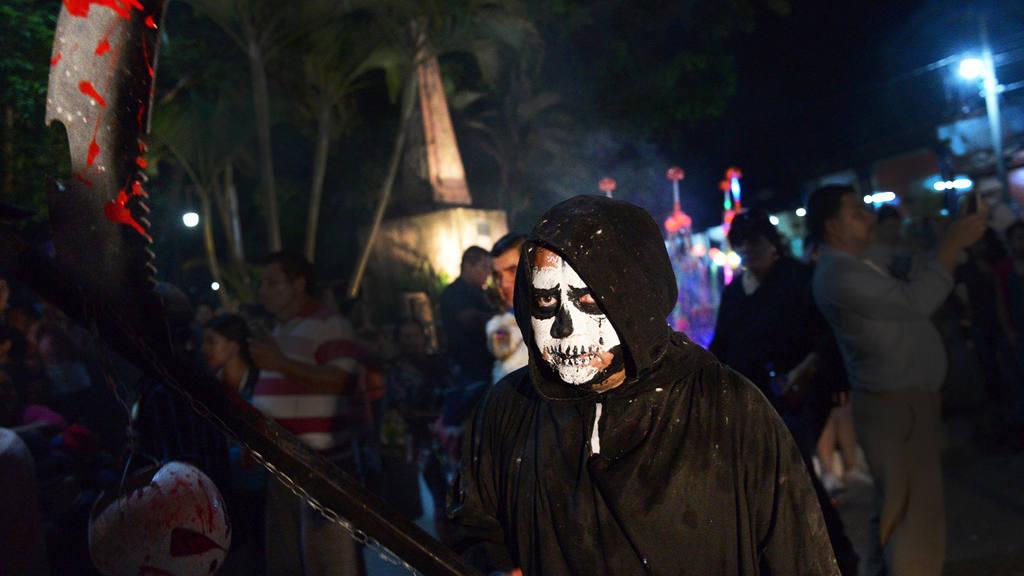 Celebran el Día de la Calabiuza en Tonacatepeque.