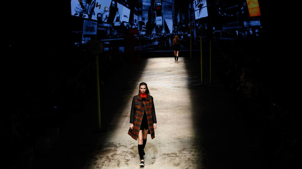 Linc Collection - Runway - Mercedes-Benz China Fashion Week