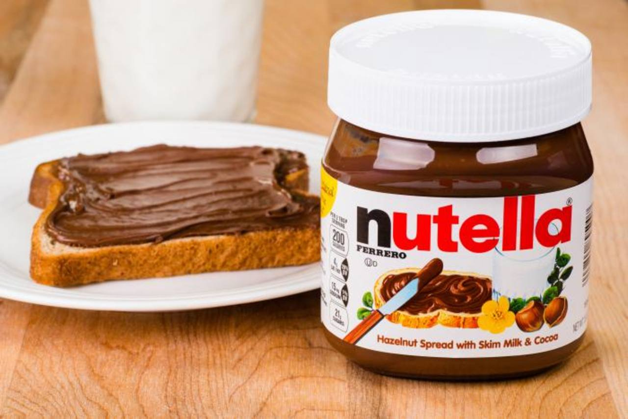 4 recetas fáciles con crema de avellanas (Nutella)