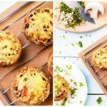 Hoy en tu cocina: hongos rellenos