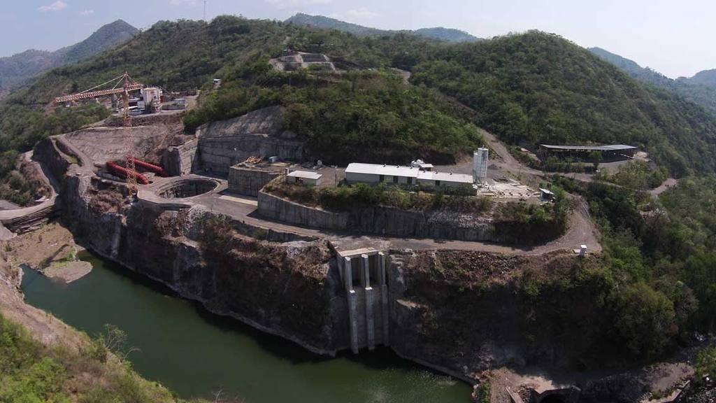 El ICE de Costa Rica supervisará construcción de hidroeléctrica El Chaparral