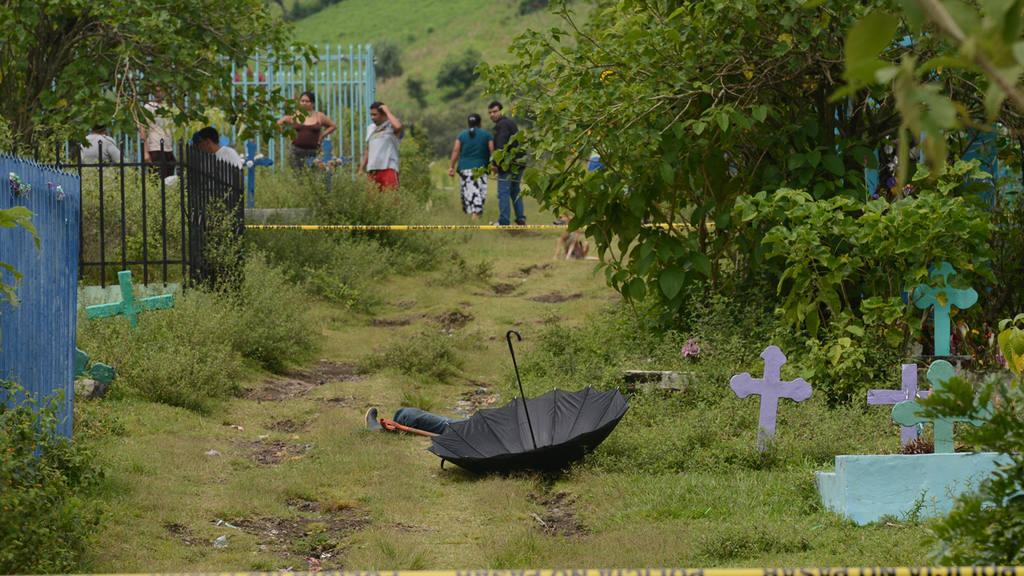 Matan a testigo que habría visto huir a homicidas de policía en Joya de Cerén