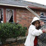 Muertos, heridos y daños por tornados en EE.UU.