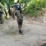 Asesinato soldado