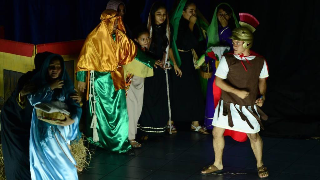 Pastorela en Sonsonate