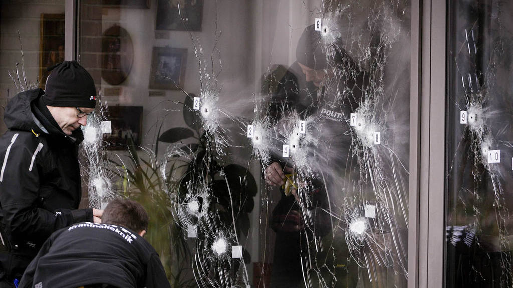 Terrorismo en Copenhague