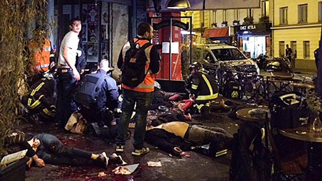 Terrorismo París